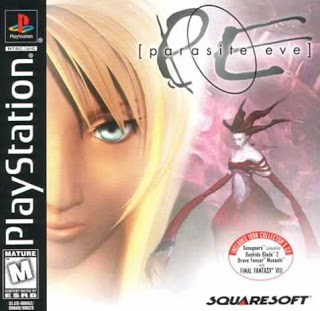 Parasite Eve PS1 1